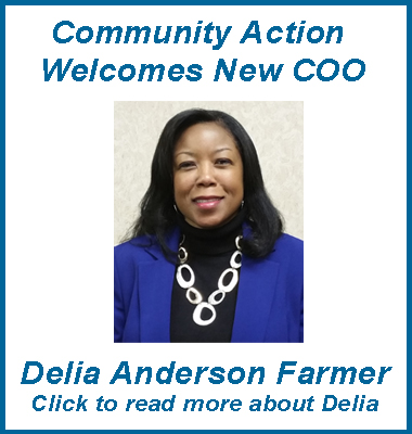 Community Action Welcomes Our New COO, Delia Anderson Farmer